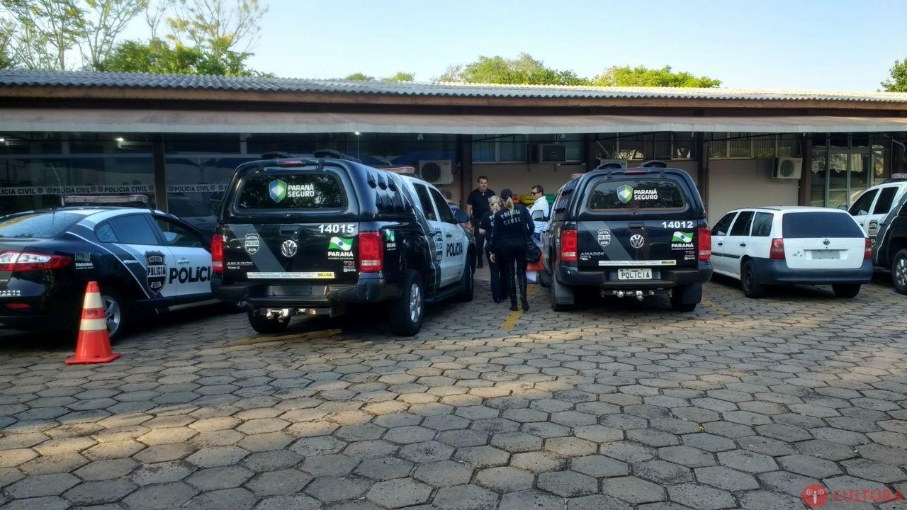 Fraude de R$ 10 milhões em licitação em Foz do Iguaçu-PR.